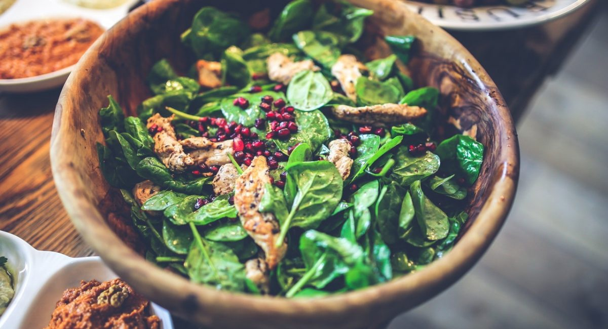 salad-pomegranate-chicken-spinach-5916